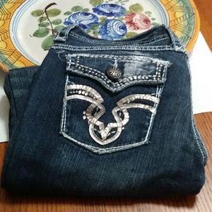 Maurices Premium Boot Cut Jeans Size 11/12 Reg